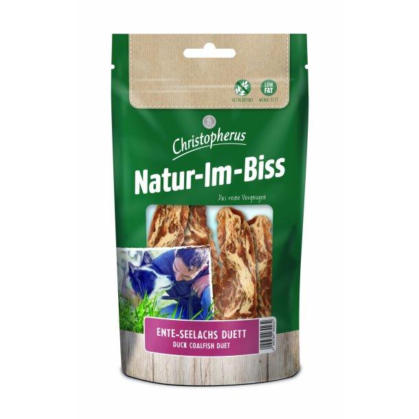 Christopherus Natur-Im-Biss, Duck Coralfish Duet 70g.
